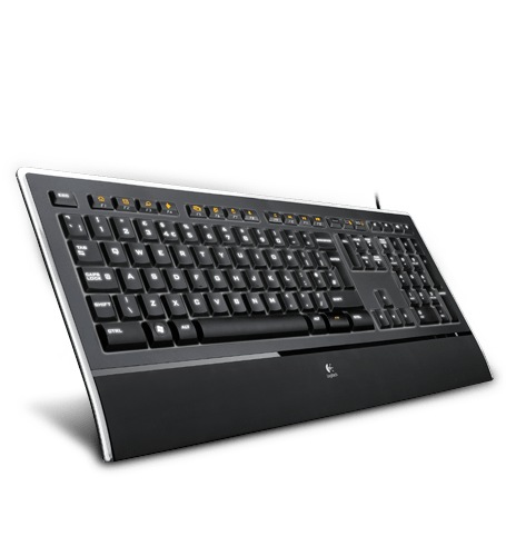Logitech Illuminated Keyboard K740